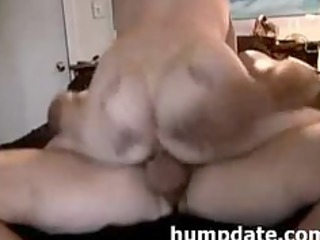 hot wife with hot butt rides hubbys weenie