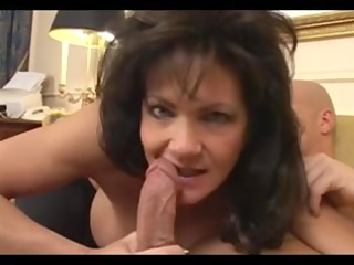 large boobed darksome brown aged acquires drilled