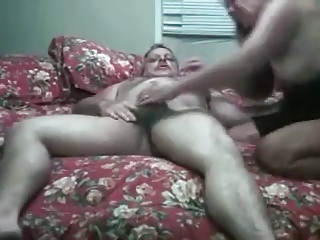 overweight mom ride a cock and engulf his jizz