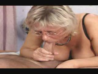 older ladies are getting pounded and engulfing