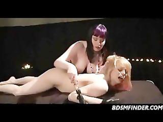 rituals of lesbian thraldom