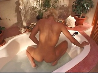 hot mother i in a warm baths