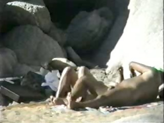 non-professional movie - nudist beach