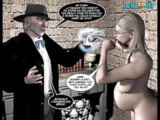 10d comic: wants of the flesh