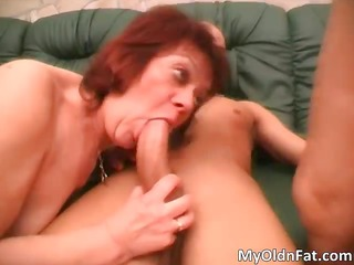 naughty redhead mother i chubby wench engulfing