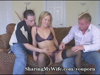 wifes 7some to show hubby