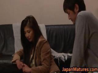 chisa kirishima oriental mother i gives