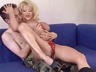 hawt older blond cougar donna denrico