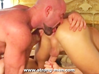 older anal drilling ass