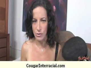 fucking sexy cougar with my biggest dark wang 011