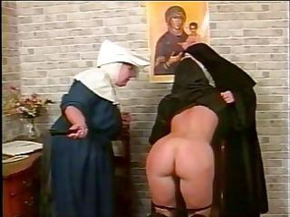 perverted lesbian nuns bdsm style