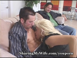 appealing babe drilled by young guy