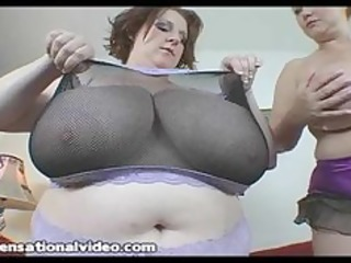 two huge tit big beautiful woman wives takes on a