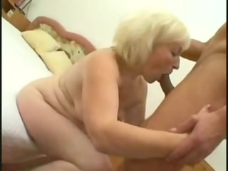 grannies fuck with young fellow