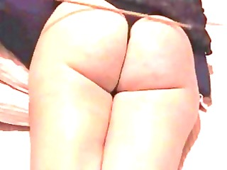 eager spouse make hard drubbing and whipping at