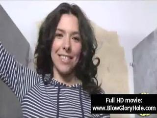 gloryhole - hot breasty hotties love engulfing