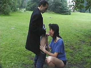 large d like to fuck fucked in the park of a