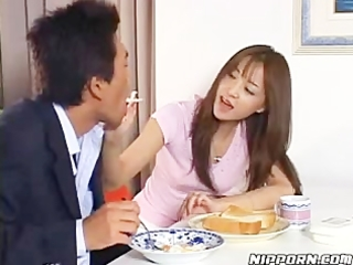 japanese wife acquires nailed