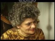 granny in nylons copulates