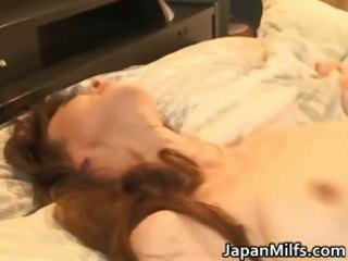 greatly sexually excited japanese milfs sucking