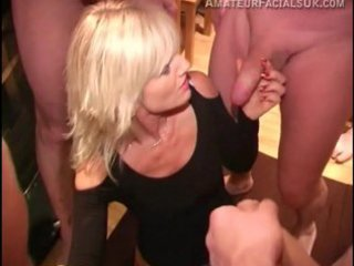 british d like to fuck acquires her first bukkake