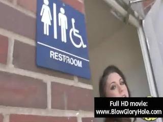 gloryhole - sexy breasty women love engulfing