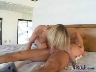 katie gets drenched in cum