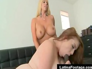 breasty blonde mother i fuck a large black rod