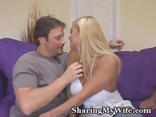 breasty wifeys sexy cum face
