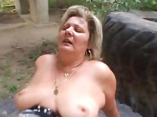german sexy mature hard anal