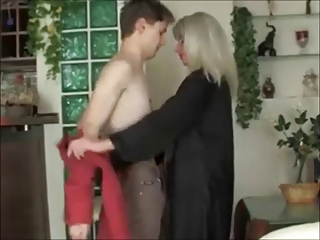 sexy charming mommy &; lad