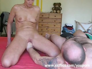 kinky housewife receives her every single day