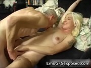 old papy fucking youthful tattooed wife