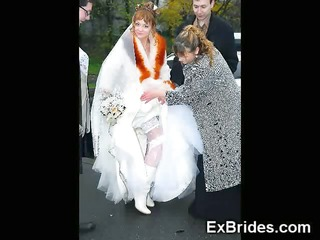 real naughty juvenile brides!
