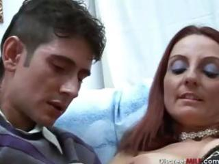 breasty redhead italian mother e113