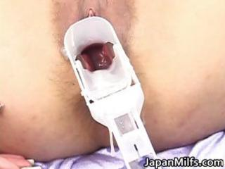 exceedingly excited japanese milfs engulfing part8