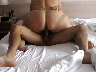 thick large booty granny double penetration