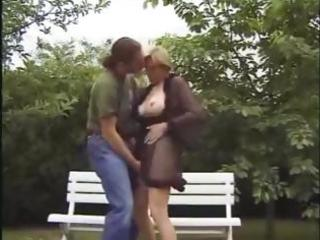 mother i chick with large boobs gets her blonde