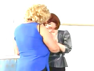 busty german matures in a hard group fuck